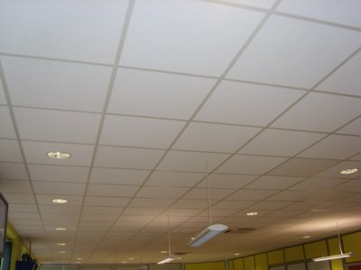 Pv faux plafond armstrong